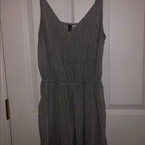 H&M Romper, barely used!